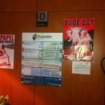 Censura a la información a las/os trabajadoras/es en Tragsatec Madrid sobre las Elecciones Sindicales